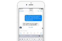 Facebook Messenger giúp bạn dễ dàng hơn trong việc trả nợ bạn bè