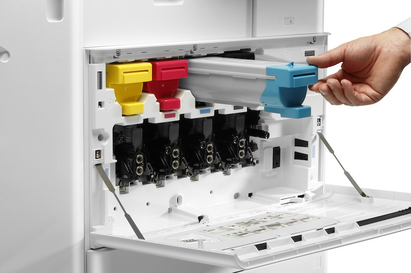 HP mua lại mảng in ấn của Samsung, ra mắt máy in MFP khổ A3 mới