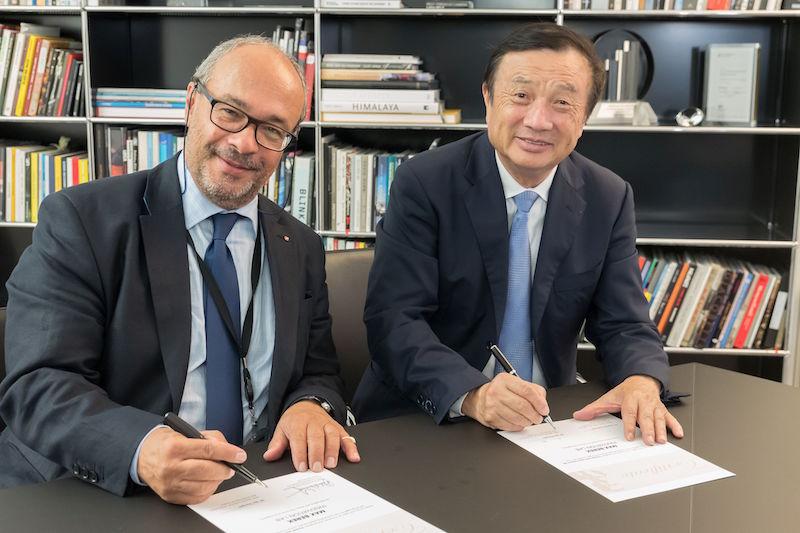 Huawei và Leica thành lập trung tâm nghiên cứu quang học, thực tế ảo