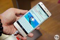 Huawei GR5 Mini ra mắt: cảm biến vân tay, camera trước 8MP, nhắm đến giới trẻ