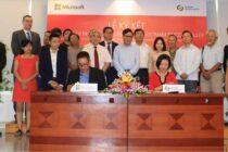 Microsoft Việt Nam cam kết hỗ trợ phát triển cộng đồng khởi nghiệp