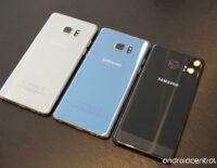 Samsung Vina hướng dẫn nhận diện Galaxy Note7 mới