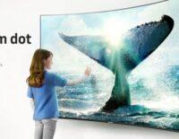 Samsung giới thiệu TV ứng dụng công nghệ chấm lượng tử Quantum Dot