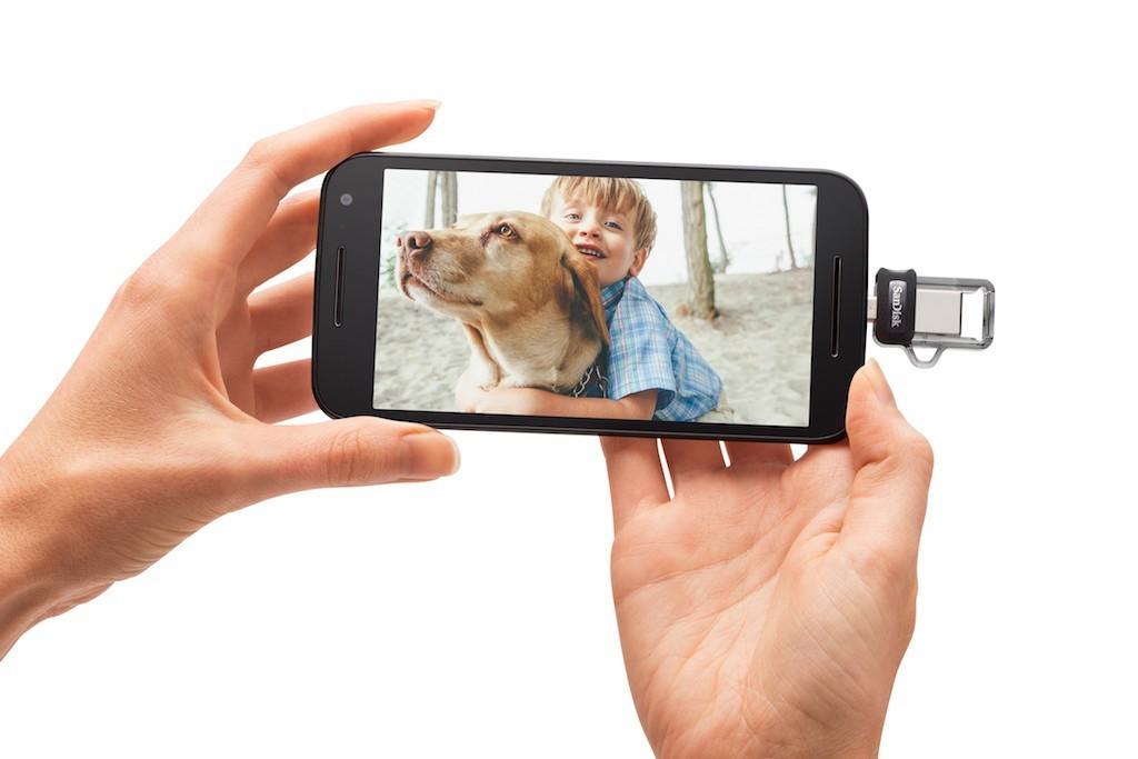 SanDisk Ultra Dual Drive m3.0 ra mắt, giá từ 200 ngàn đồng