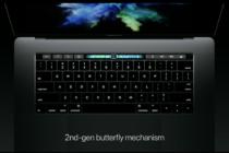 Apple làm mới dòng Macbook Pro, giá từ 1499USD, bản cao hơn có TouchBar đầy lôi cuốn