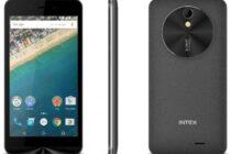 Digiworld đưa hai smartphone Intex Aqua và tablet Cink Tab lên kệ, giá dưới 2 triệu đồng