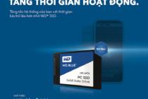 Western Digital ra mắt 2 ổ SSD WD Blue và WD Green