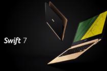 Acer ganh đua vị trí laptop mỏng nhất với Swift 7
