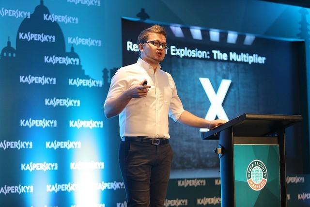 Kaspersky Lab tổ chức Hội thảo Tuần lễ An ninh mạng khu vực châu Á - Thái Bình Dương