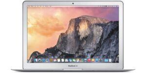 Macbook Air mới
