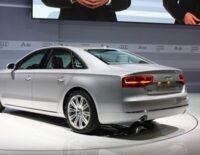 8 mẫu xe Audi A8 bị triệu hồi tại Việt Nam vì lỗi gây chết máy