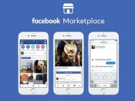 Facebook giới thiệu tính năng Marketplace cho mua bán, rao vặt