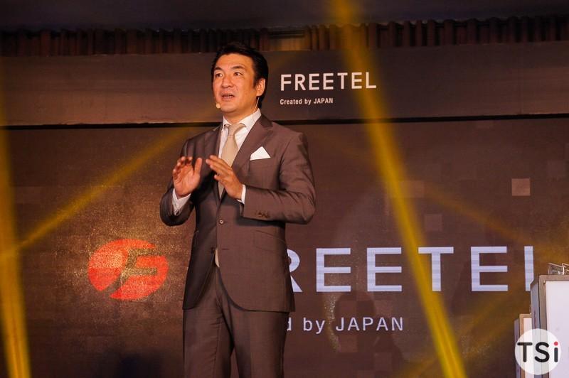 Freetel tung 5 smartphone giá từ 1 đến 6 triệu đồng, có mẫu nắp gập 2 màn hình