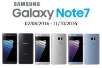 Galaxy Note7 chính thức bị khai tử, người dùng sở hữu máy được hoàn tiền 100%