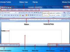 Định dạng tài liệu, Header và Footer trong Microsoft Word 2003 - Phần 7