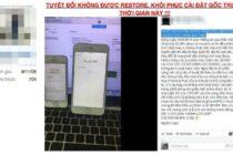 iPhone 7 hàng xách tay thành 'cục gạch' tại Việt Nam