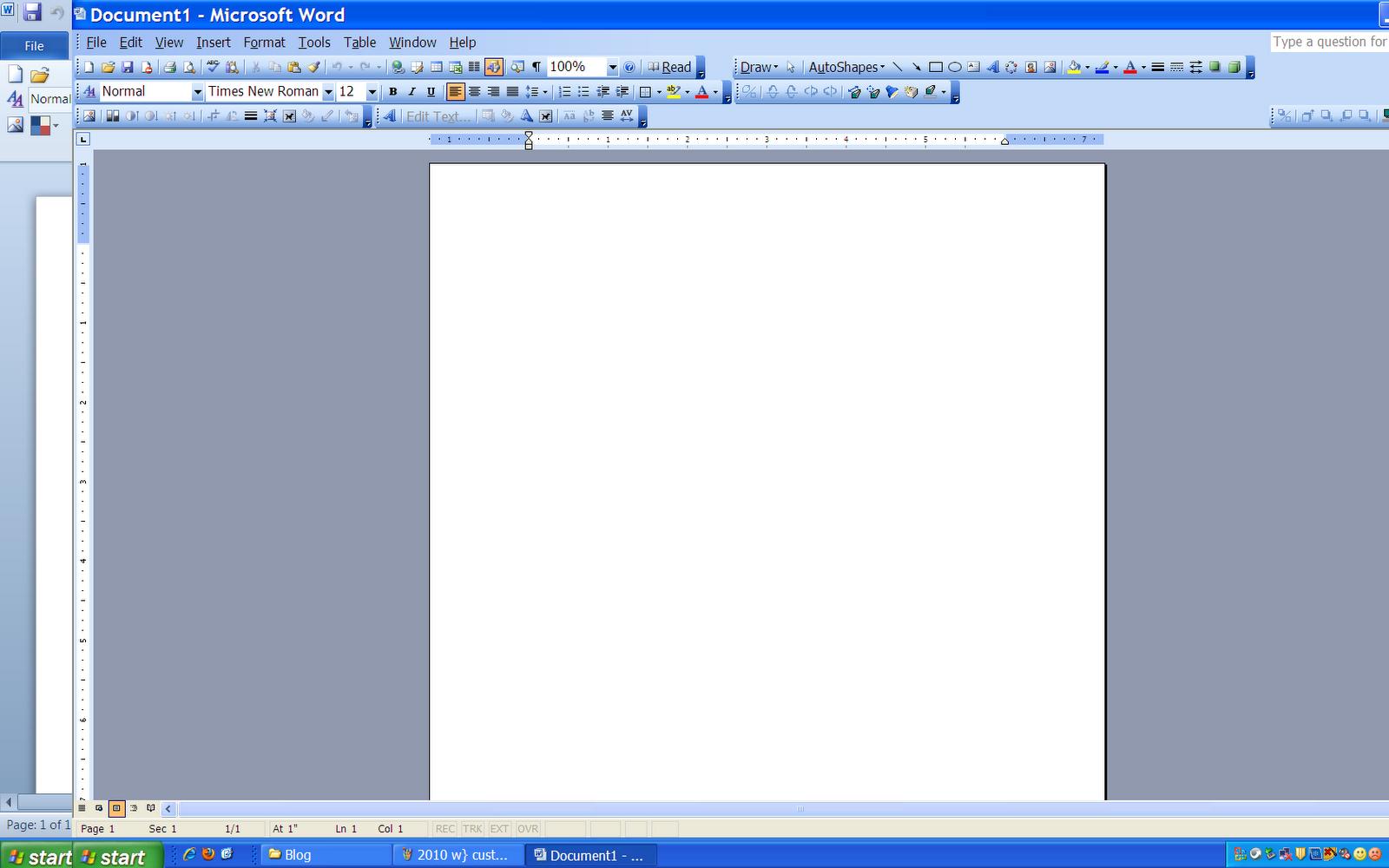 Hướng dẫn Word 2003 cơ bản: xử lý, sao chép, di chuyển, xóa văn bản. Phần 3