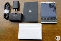 BlackBerry Passport Silver Edition xách tay lại ồ ạt về Việt Nam