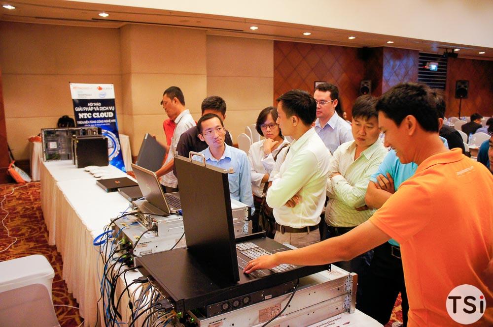 Nhất Tiến Chung cung cấp gói ảo hóa NTC Cloud trên nền tảng công nghệ HPE