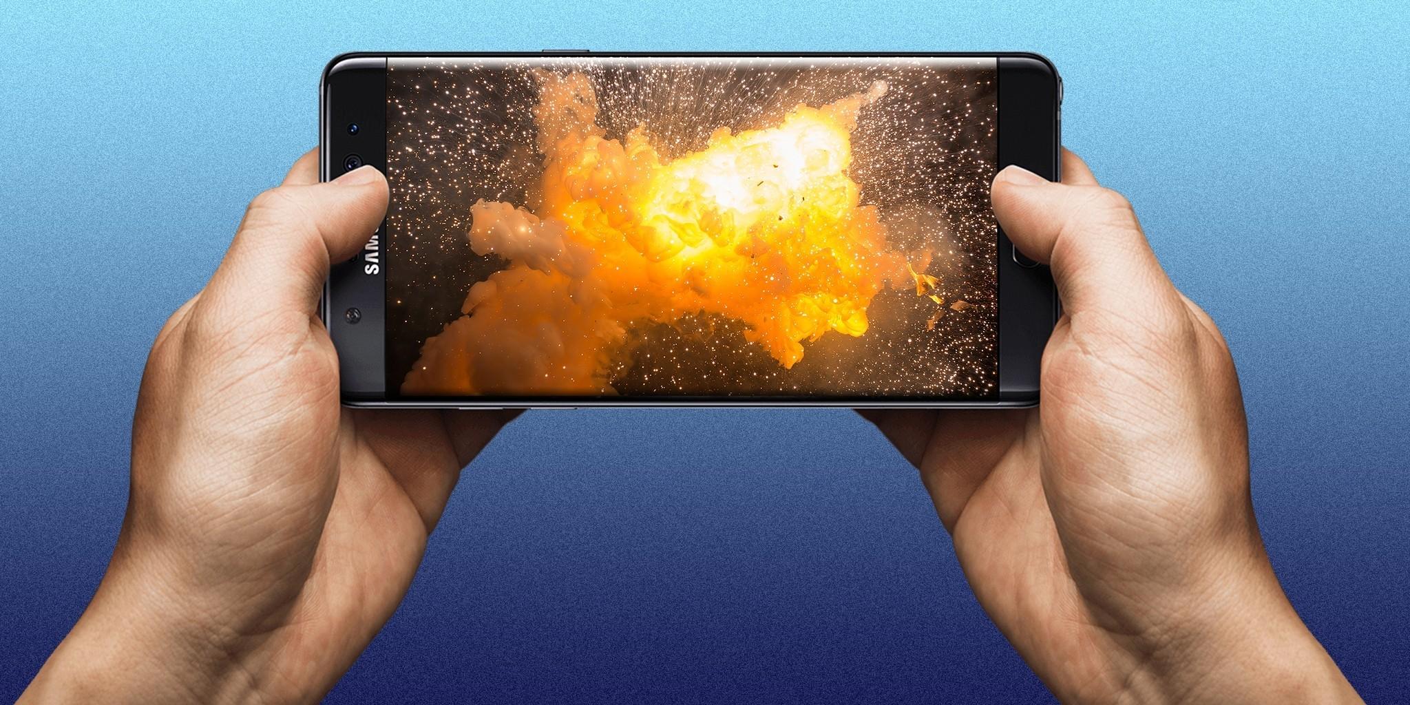 NYT: kĩ sư Samsung không thể tái hiện lại lỗi cháy nổ của Galaxy Note7