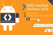 Sắp diễn ra sự kiện Google DevFest Cần Thơ 2016