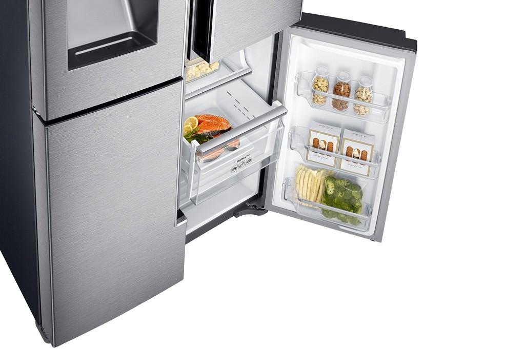 Samsung ra mắt thế hệ tủ lạnh Multi Door mới, giá từ 43 triệu đồng