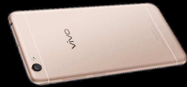 Vivo Y55 lên kệ giá 4 triệu: chip Qualcomm 8 nhân, RAM 2GB, pin 2.550mAh