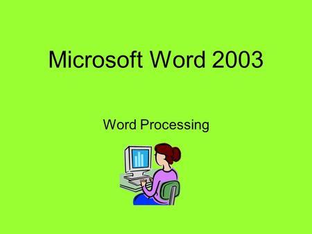 Hướng dẫn Word 2003 cơ bản: canh, thụt lề, điều chỉnh khoảng cách - Phần 5