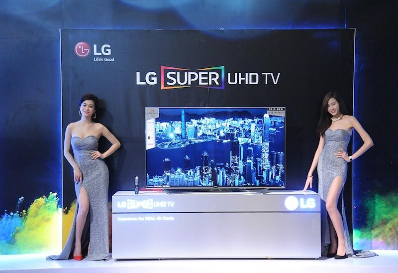 LG tổ chức khuyến mãi dịp Tết Đinh Dậu 2017