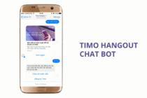 Ngân hàng số Timo thay thế nhân viên tư vấn bằng Chat Bot