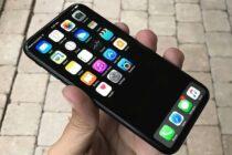 Apple bí mật tiến hành thử nghiệm iPhone 8 trang bị màn hình cong