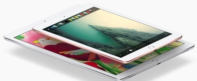Apple sắp ra mắt iPad 10,5 inch với bộ xử lý hàng khủng chip A10X