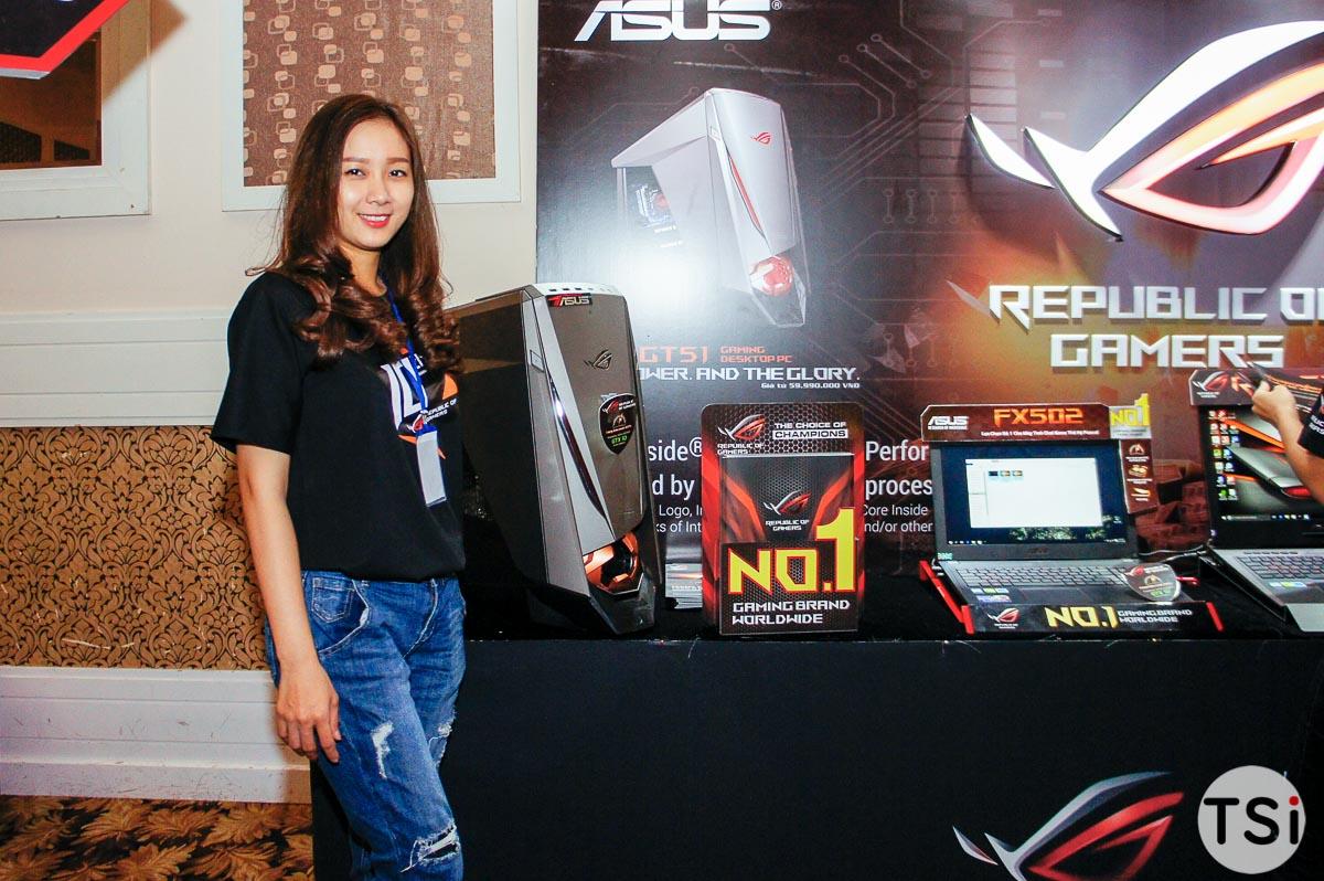 Asus mở sự kiện kỷ niệm 10 năm thương hiệu ROG