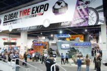 Casumina có mặt tại triển lãm Global Tire Expo 2016