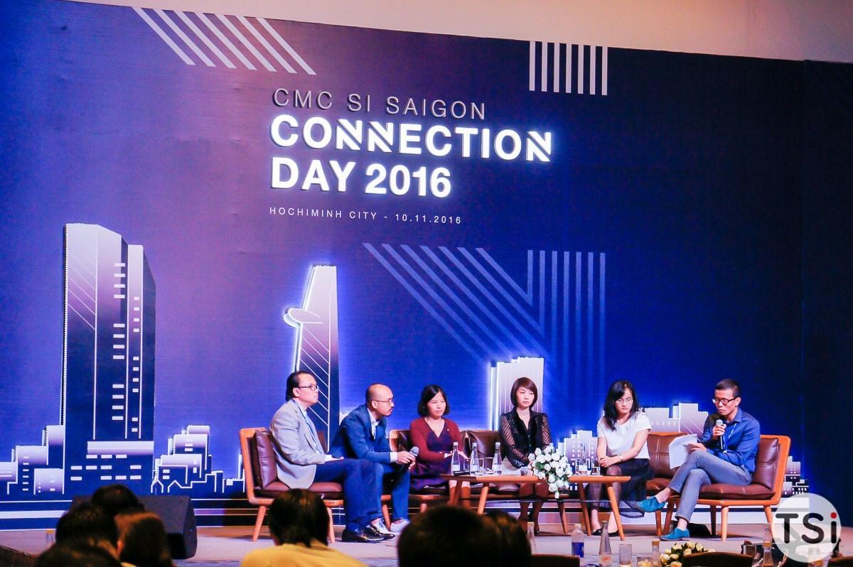 CMC SI Saigon Connection Day 2016: chuyển đổi trong thời đại số