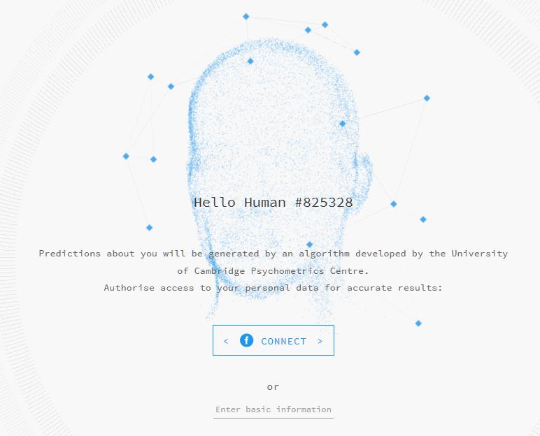 Bạn có thể thử công cụ dự đoán tương lai bằng Big Data
