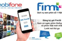 Fim Plus và MobiFone tung gói xem phim bản quyền với 100.000đ/tháng