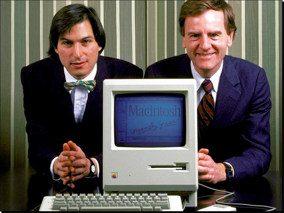 Giao diện đồ họa Mac, ngọn lửa được Steve Jobs cướp từ tay các vị thần Xerox