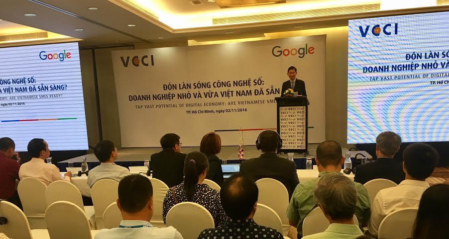 Google giúp doanh nghiệp tận dụng lợi thế từ Internet