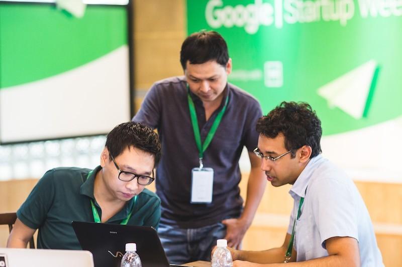 Google Startup Bootcamp: Hội thảo chia sẻ kinh nghiệm khởi nghiệp tại Viẹt Nam