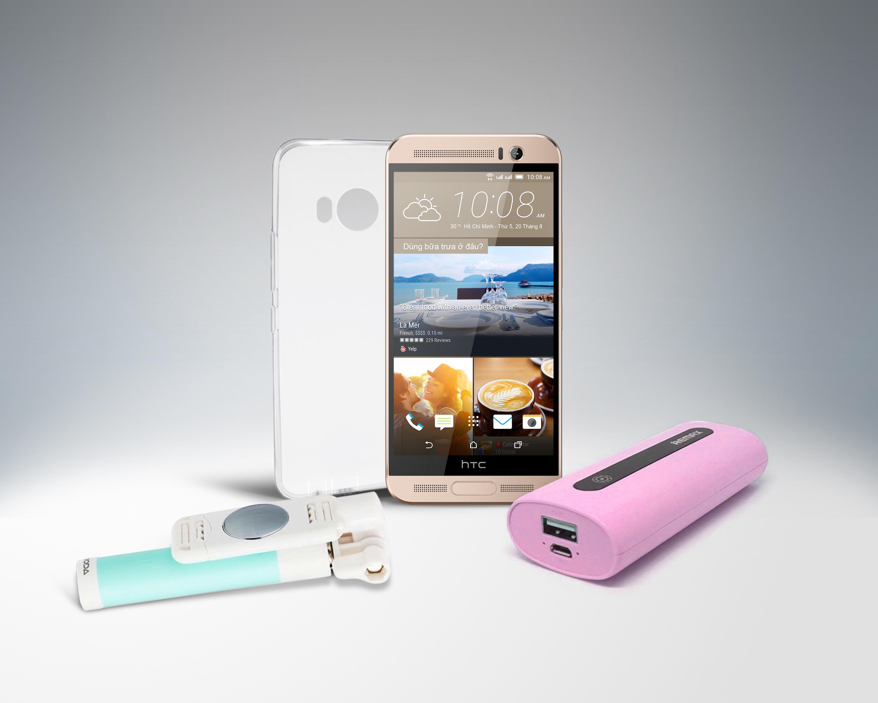 Sau hơn 4 tháng, HTC One ME giảm 2,7 triệu đồng
