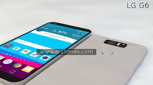 LG G6 hỗ trợ bảo mật mống mắt, thanh toán LG Pay