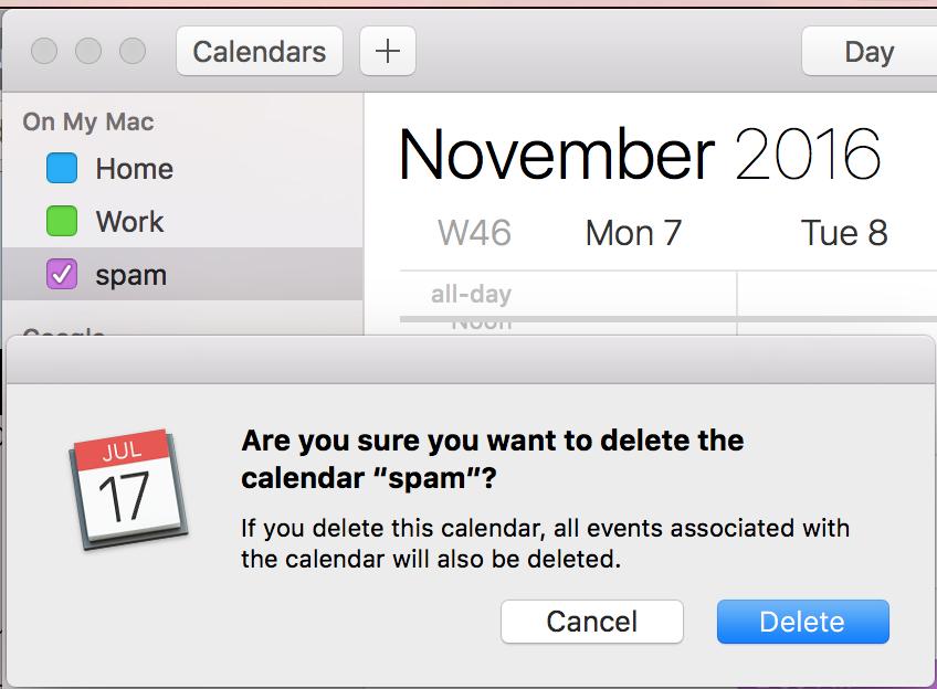 Người dùng Apple đang bị spam bởi tính năng Invite trong Calendar, hãy làm theo hướng dẫn sau để loại bỏ