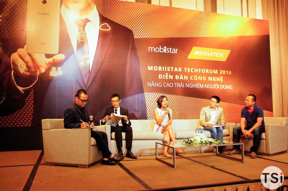 """Mobiistar TechForum 2016 với chủ đề """"Nâng tầm trải nghiệm"""""""