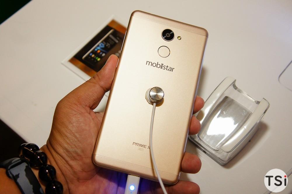 Hình ảnh smartphone Mobiistar Prime X 2017