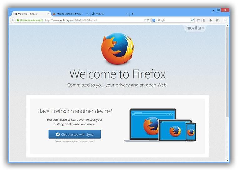 Firefox 50 chính thức ra mắt, tăng tốc khởi động đáng kể