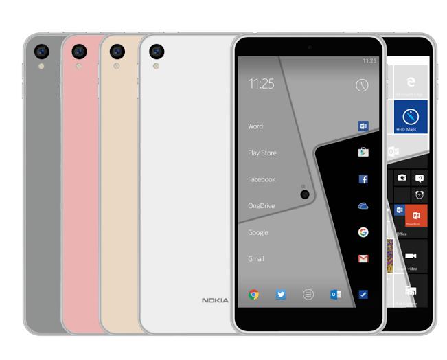Nokia sẽ quay lại thị trường smartphone vào sang năm
