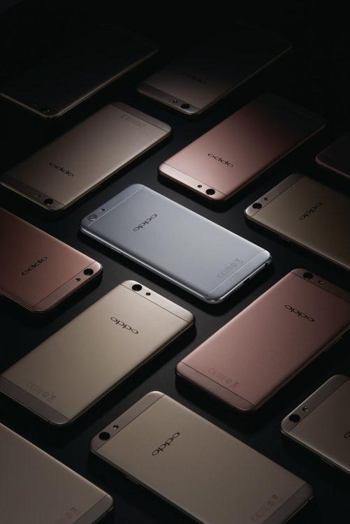 Oppo F1s đã bán được 395.000 máy, có thêm phiên bản màu xám đen