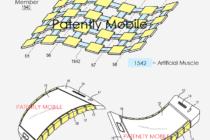 Samsung được cấp bằng sáng chế màn hình OLED cong