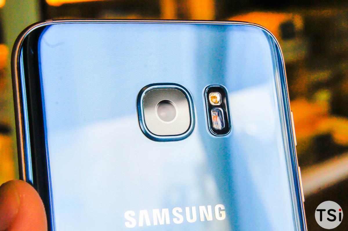 Galaxy S7 edge Xanh Coral chính thức ra mắt